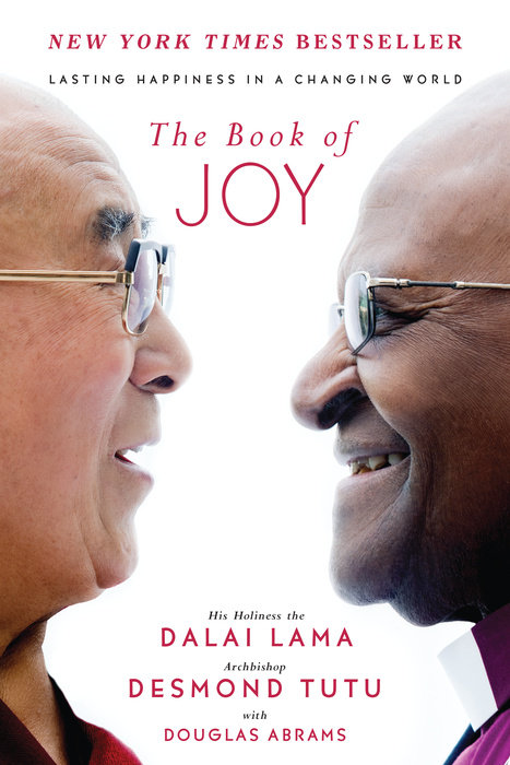 The Book of Joy by Desmond Tutu & Dalai Lama & Douglas Carlton Abrams