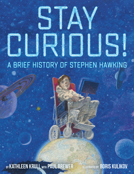 Cover of Stay Curious!