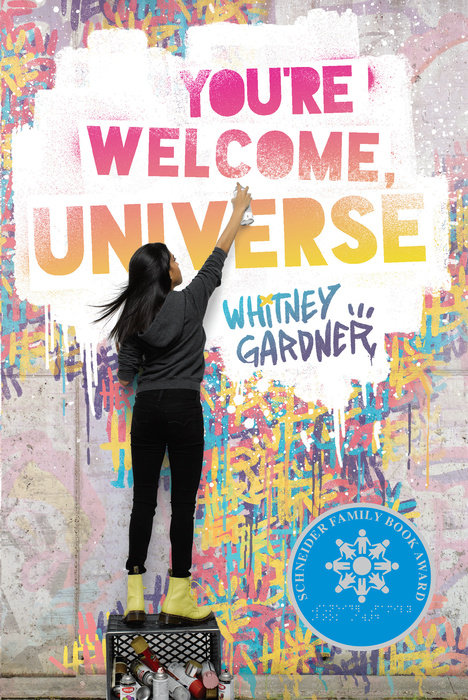 Cover of You\'re Welcome, Universe