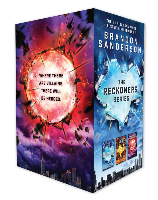 Cover of The Reckoners Series Boxed Set