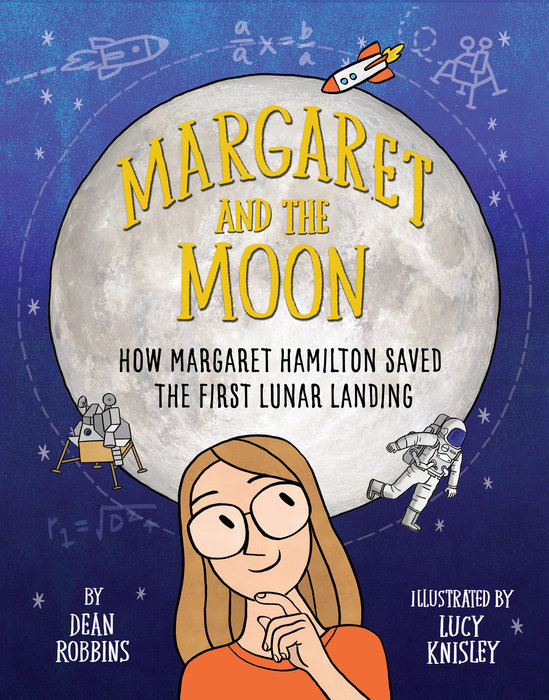 Cover of Margaret and the Moon