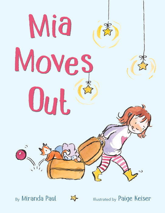 Cover of Mia Moves Out