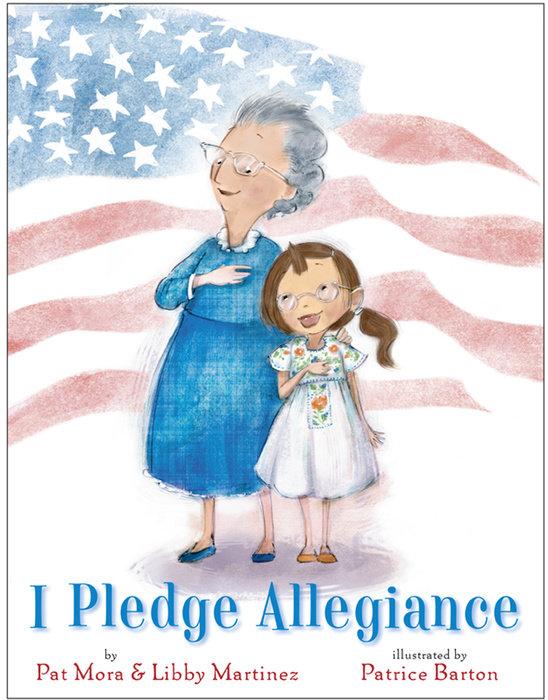 Cover of I Pledge Allegiance