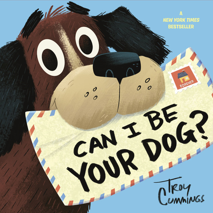 Cover of Can I Be Your Dog?