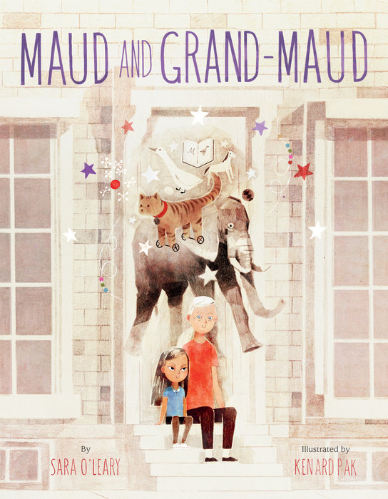 Cover of Maud and Grand-Maud