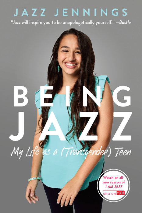 Cover of Being Jazz