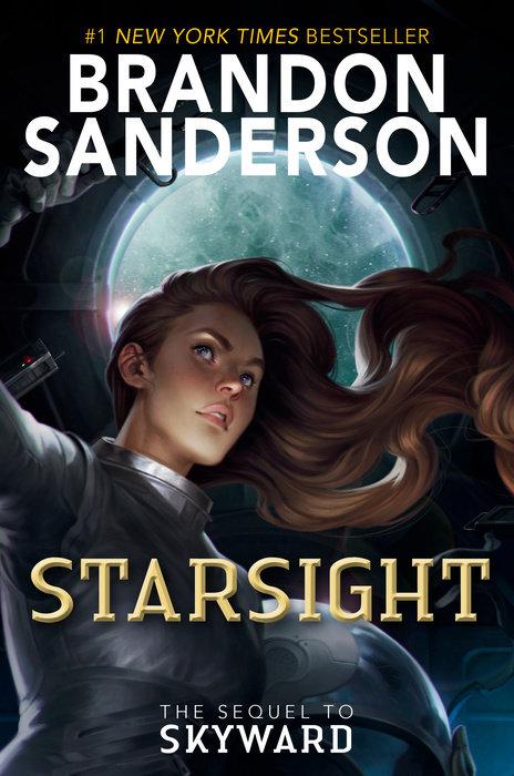 Book cover for Starsight