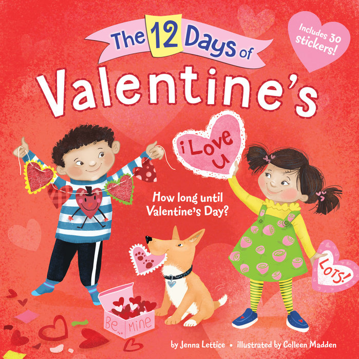 Cover of The 12 Days of Valentine\'s