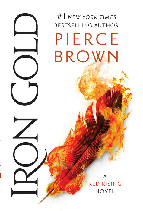 Iron Gold Random House Books