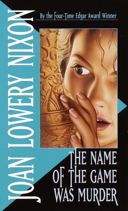 Cover of The Name of the Game Was Murder