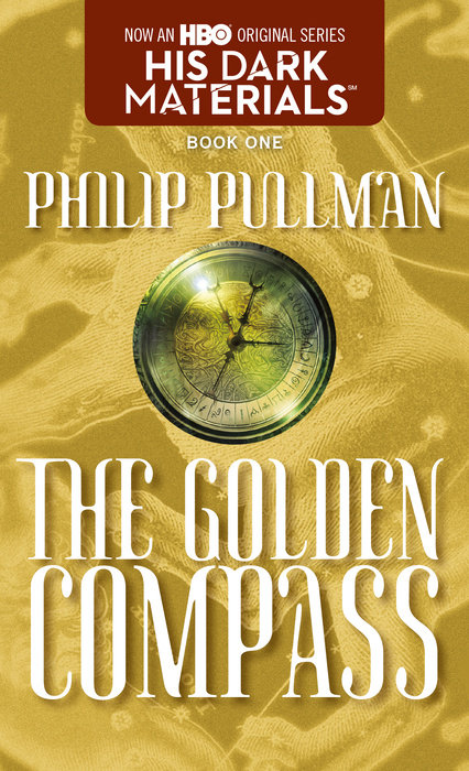 Book cover for The Golden Compass: His Dark Materials