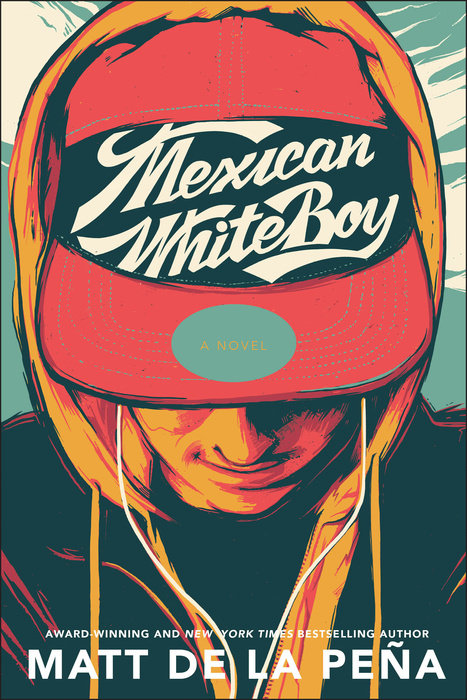Cover of Mexican WhiteBoy