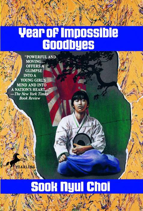 Cover of Year of Impossible Goodbyes