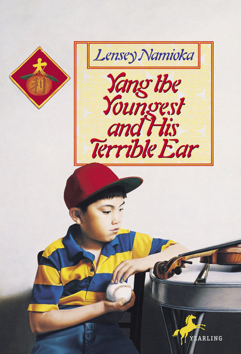 Cover of Yang the Youngest and his Terrible Ear