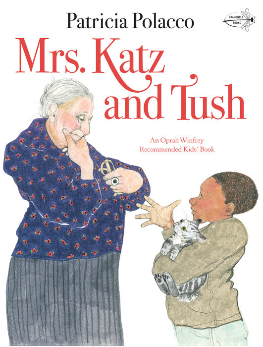 Cover of Mrs. Katz and Tush