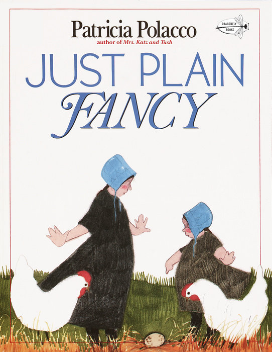 Cover of Just Plain Fancy