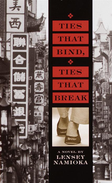 Cover of Ties That Bind, Ties That Break