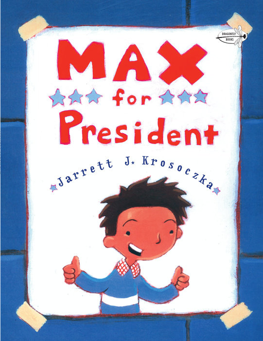 Cover of Max for President