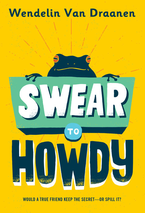 Cover of Swear to Howdy