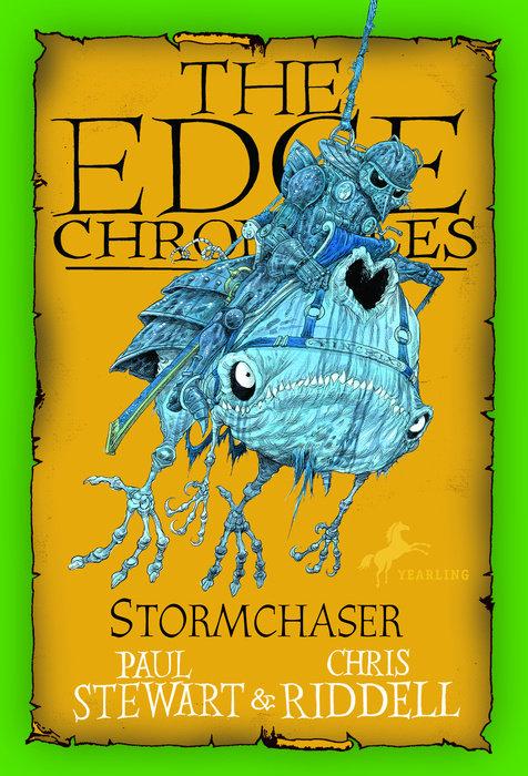 Cover of Edge Chronicles: Stormchaser