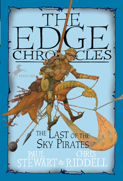 Cover of Edge Chronicles: The Last of the Sky Pirates