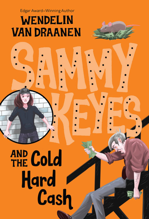 Cover of Sammy Keyes and the Cold Hard Cash