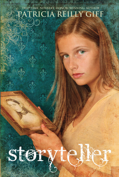 Cover of Storyteller