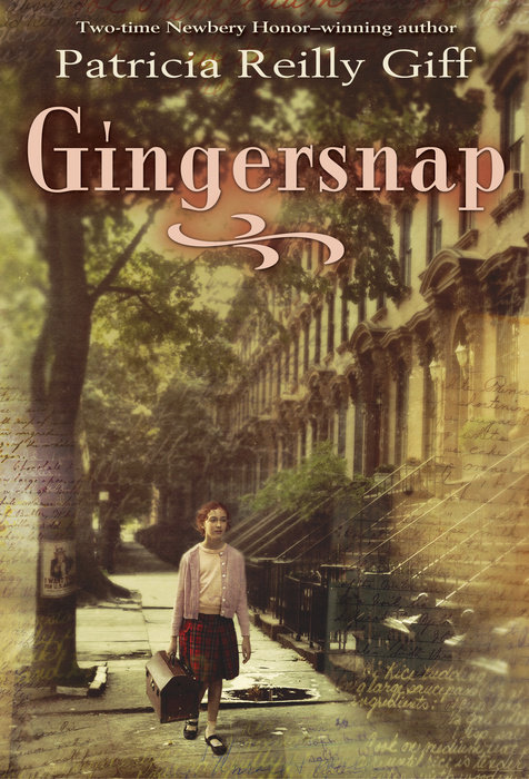 Cover of Gingersnap
