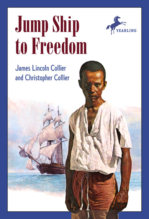 Book cover for Jump Ship to Freedom