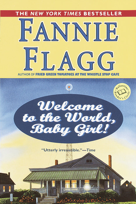 Welcome To The World Baby Girl Random House Books