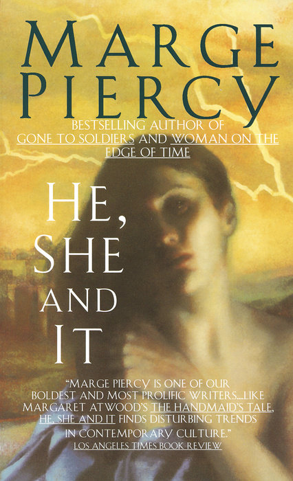 He, She and It by Marge Piercy