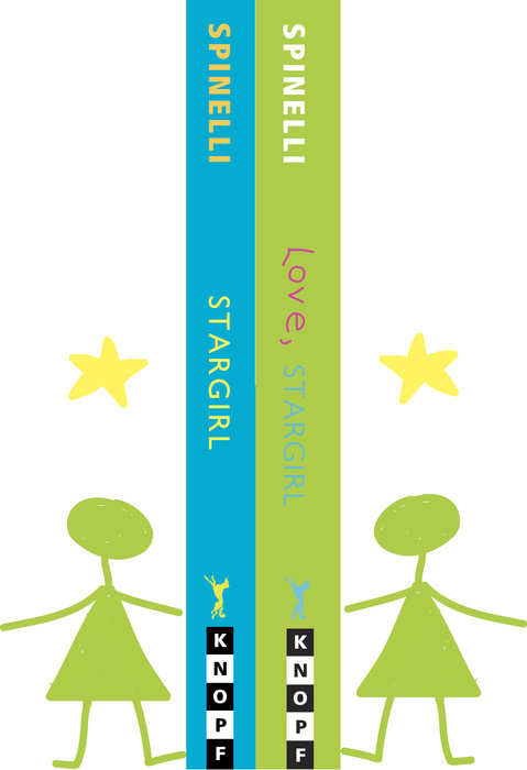 Cover of The Stargirl Collection