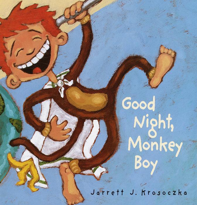 Cover of Good Night, Monkey Boy