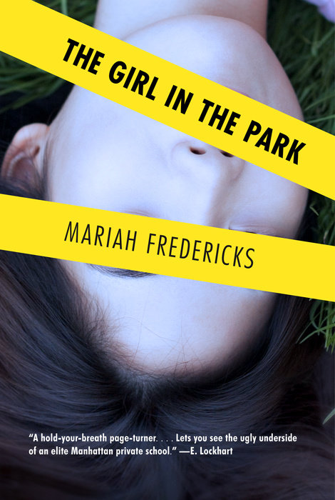Cover of The Girl in the Park