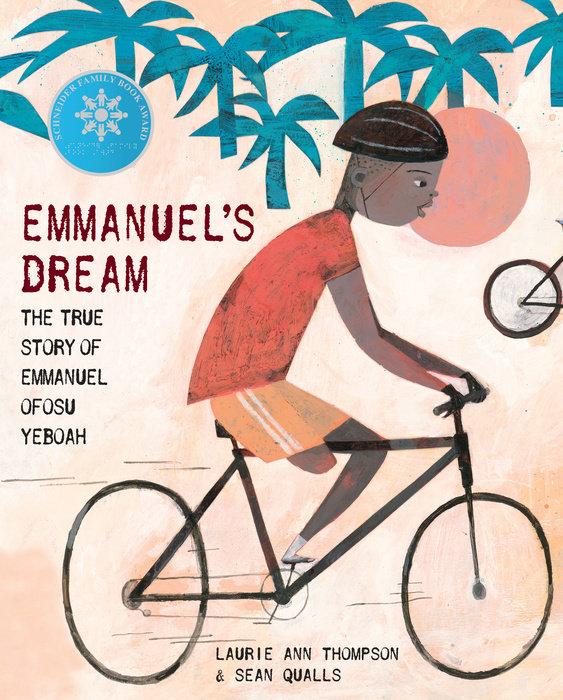 Cover of Emmanuel\'s Dream: The True Story of Emmanuel Ofosu Yeboah