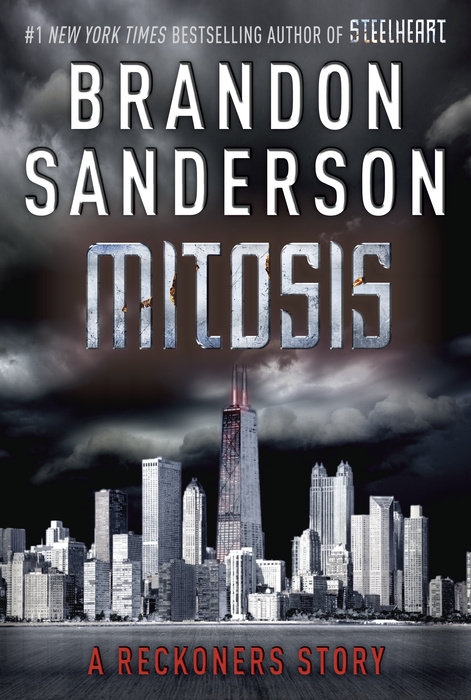 Cover of Mitosis: A Reckoners Story