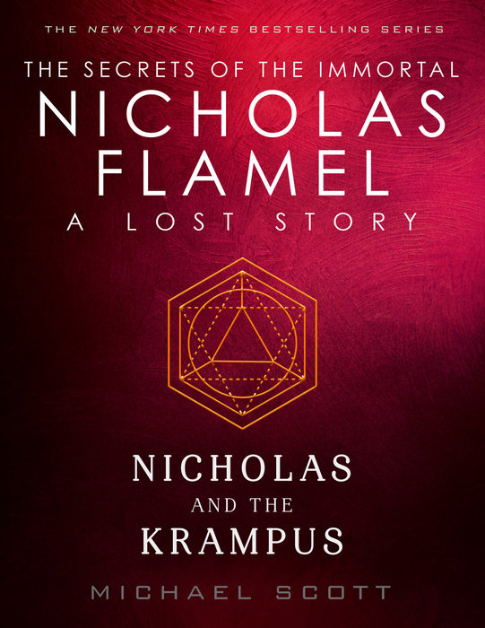 Cover of Nicholas and the Krampus