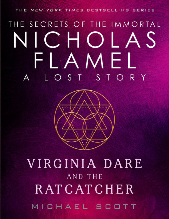 Cover of Virginia Dare and the Ratcatcher