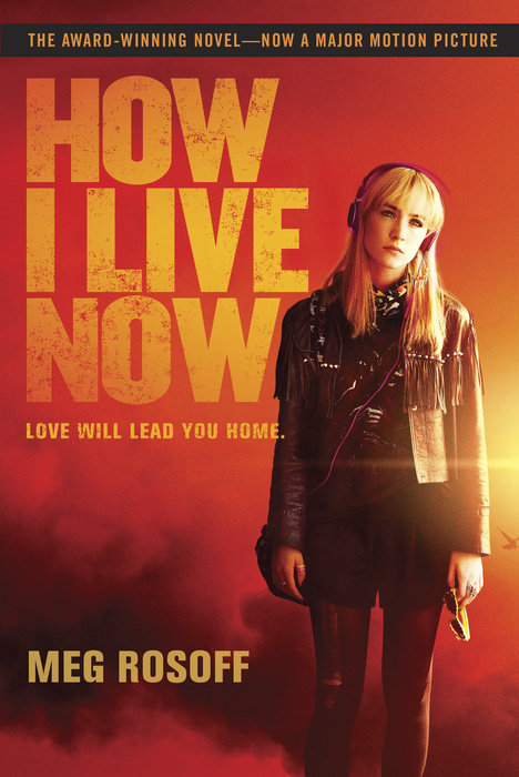 Cover of How I Live Now