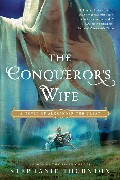 The Conqueror's Wife by Stephanie Thornton
