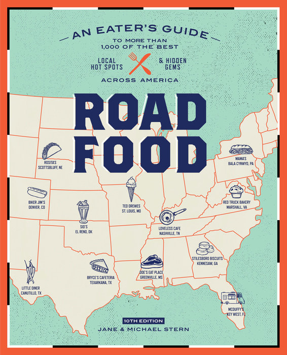 Roadfood, 10th Edition by Jane Stern & Michael Stern