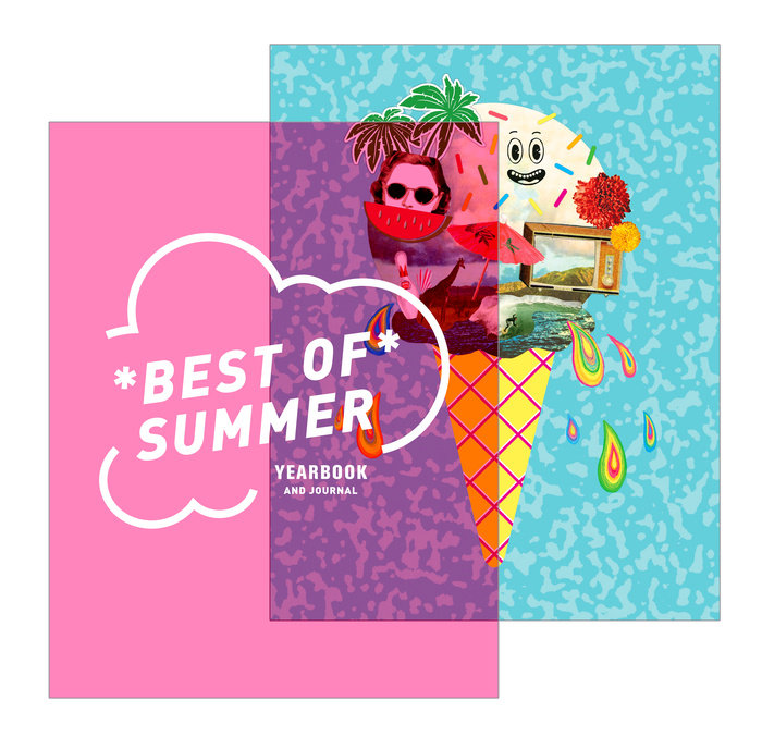 Best of Summer Yearbook by Potter Gift