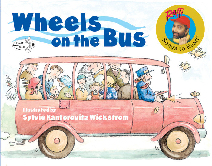Cover of Wheels on the Bus