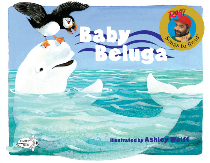 Cover of Baby Beluga