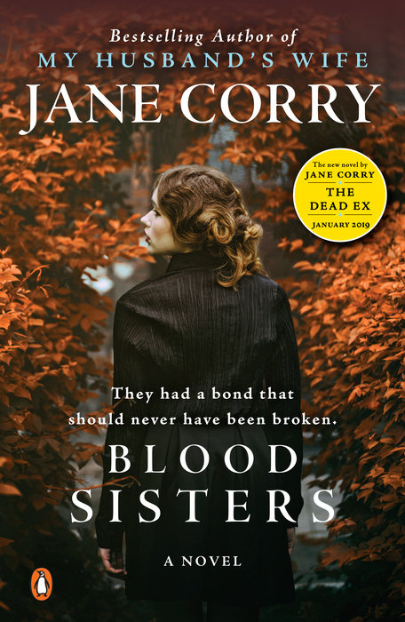 Blood Sisters by Jane Corry