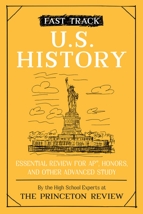 Cover of Fast Track: U.S. History