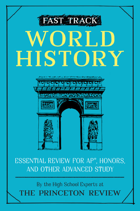 Cover of Fast Track: World History