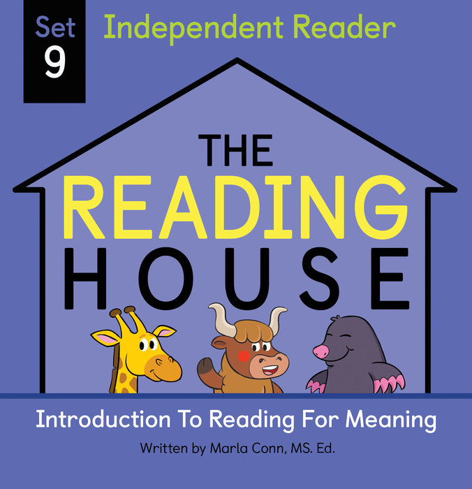 Cover of The Reading House Set 9: Introduction to Reading for Meaning