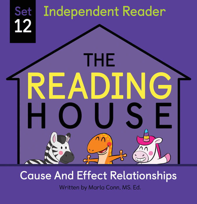 Cover of The Reading House Set 12: Cause and Effect Relationships