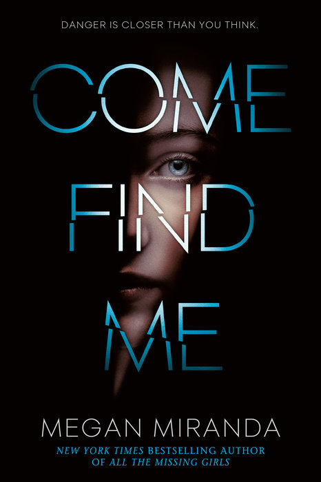 Cover of Come Find Me